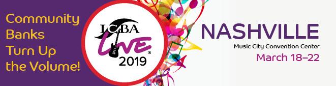 ICBA 2019 Banner