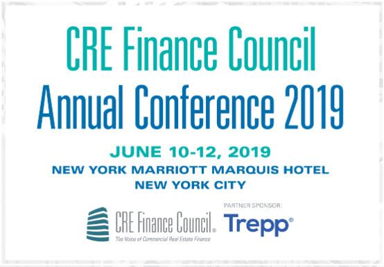 CREFC June 2019 Banner